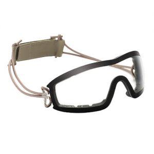 Gafas protectoras Swiss Eye Infantry con lentes transparentes