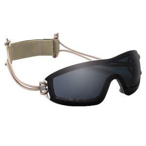 Gafas protectoras Swiss Eye Infantry con lentes ahumadas