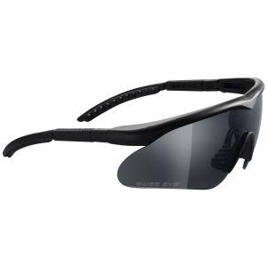 Gafas Swiss Eye Raptor con montura en negro