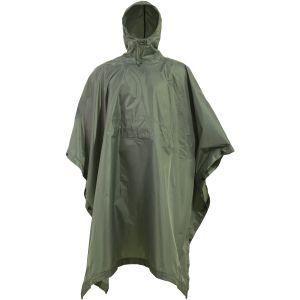 Poncho impermeable TAC MAVEN Thunder en verde oliva