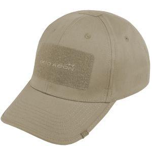 Gorra de béisbol Pentagon Tactical 2.0 de sarga en caqui