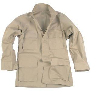 Camisa Teesar BDU de Ripstop en caqui