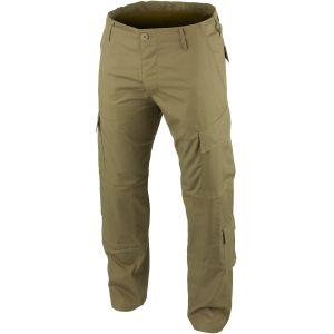Pantalones de combate Teesar ACU en Coyote