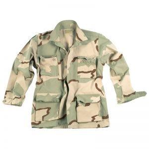Camisa Teesar BDU de Ripstop prelavado en Desert 3 Colores