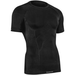 Camiseta de manga corta Tervel Comfortline en negro