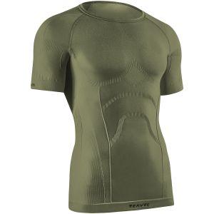 Camiseta de manga corta Tervel Comfortline en Military