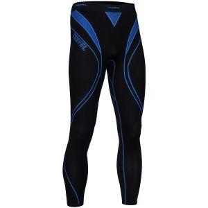 Mallas deportivas Tervel Optiline en negro / azul