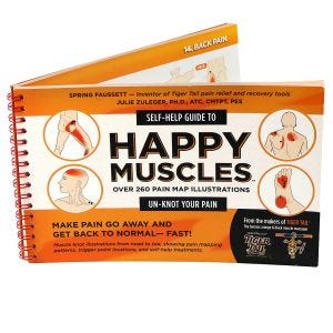 Guía muscular Tiger Tail The Happy Muscles