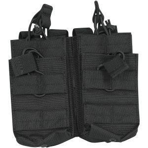 Portacargador doble Viper en negro