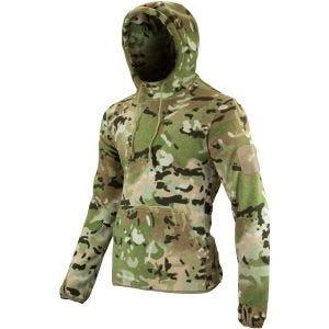 Sudadera con capucha Viper Tactical de forro polar en V-Cam
