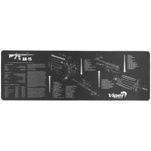 Esterilla para arma Viper AR15 en negro