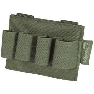 Panel modular para cartuchos de escopeta Viper en verde