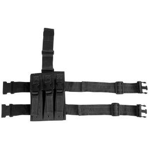 Portacargador para pierna Viper MP5 en negro