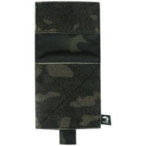 Viper VX Utility Rig Half Flap V-Cam Black