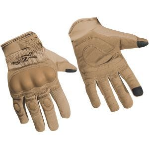 Guantes Wiley X Durtac SmartTouch en Tan