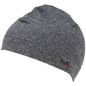 Gorro para running Fox Outdoor en gris