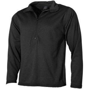 Camiseta interior MFH US Level II Gen III en negro