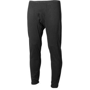Pantalones interiores MFH US Level II Gen III en negro