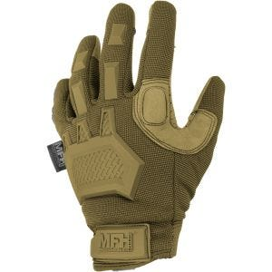 Guantes tácticos MFH Action en Coyote Tan