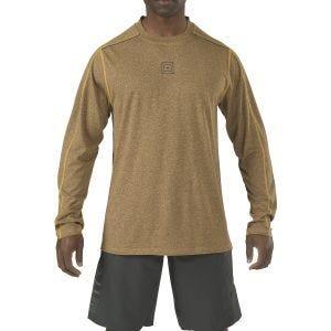 Camiseta de manga larga 5.11 RECON Triad en Goldrush
