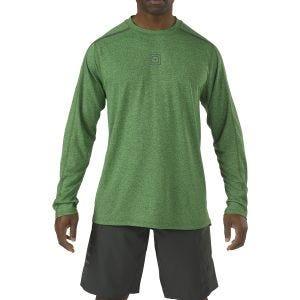 Camiseta de manga larga 5.11 RECON Triad en Grid Iron