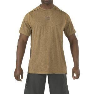 Camiseta de manga corta 5.11 RECON Triad en Goldrush