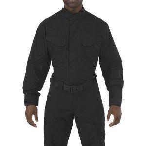 5.11 Stryke TDU Shirt Long Sleeve Black