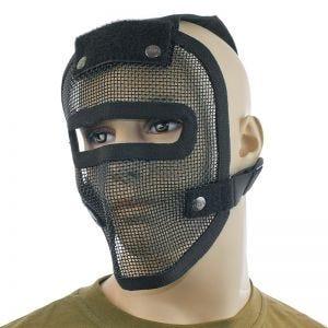 Máscara Black Bear Airsoft Reaper Gen 2 en negro