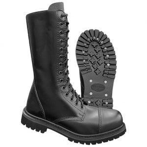 Brandit Phantom Boots 14 Eyelet Black