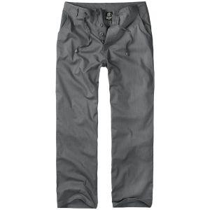 Brandit Brady Trousers Anthracite