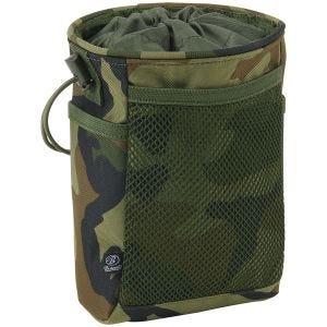 Brandit Tactical MOLLE Pouch Woodland