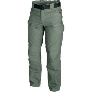 Pantalones Helikon UTP de Ripstop en Olive Drab