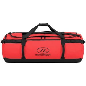 Bolsa de viaje Highlander Storm de 120l en rojo