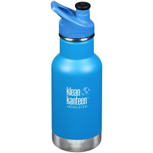 Klean Kanteen Kid Sport 355ml Bottle Sport Cap Pool Party