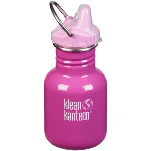 Botella Kid Kanteen con tetina de 355 ml en Bubble Gum