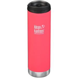 Klean Kanteen TKWide 591ml Insulated Bottle Cafe Cap 2.0 Melon Punch