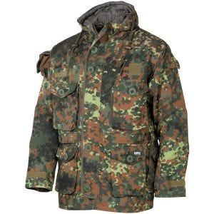 Chaqueta guardapolvo MFH Commando en Flecktarn