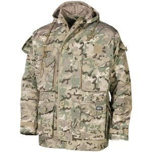 Chaqueta guardapolvo MFH Commando en Operation Camo