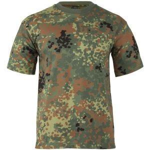 Camiseta MFH en Flecktarn