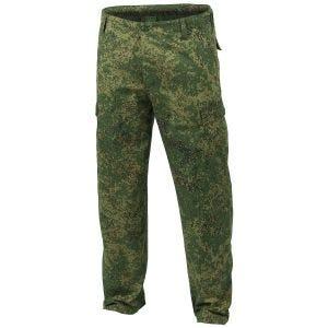 Pantalones Mil-Tec BDU Ranger Combat en Digital Flora