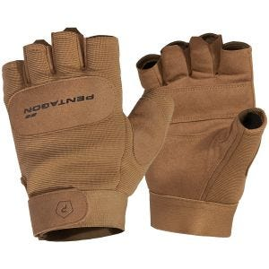 Guantes Pentagon 1/2 Duty Mechanic en Coyote