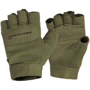 Guantes Pentagon 1/2 Duty Mechanic en Oliva