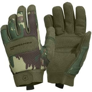 Guantes Pentagon Duty Mechanic en Greek Lizard