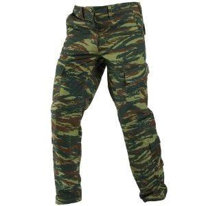 Pantalones de combate Pentagon ACU en Greek Lizard