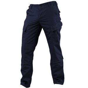 Pantalones de combate Pentagon ACU en Navy Blue