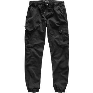 Pantalones Surplus Bad Boys en negro