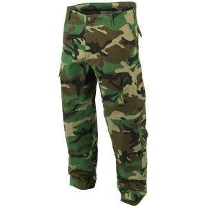 Pantalones de combate Teesar ACU en Woodland