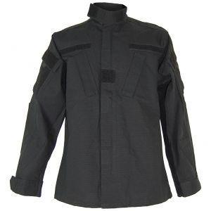 Camisa de combate Teesar ACU en negro