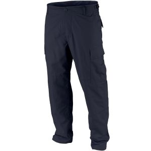 Pantalones Teesar BDU de Ripstop en Navy Blue