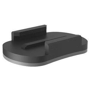 Soportes adhesivos curvos Xcel en negro